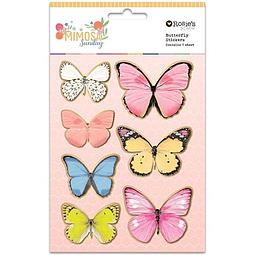 Butterfly Colección Mimosa Sunday