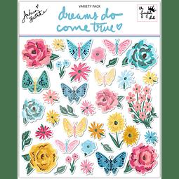 """Variety pack Colección """"dreams do come true"""""""
