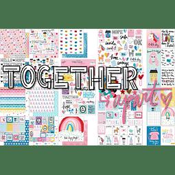 "Papeles grandes colección ""Together apart"""