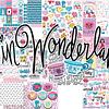 """Papeles grandes colección """"I'm in wonderland"""""""