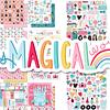 """Papeles grandes colección """"My magical world"""""""