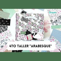 Taller online Album Arabesque