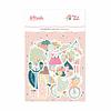 Pide un Deseo Cardstock Diecuts Ilustraciones46 piezas