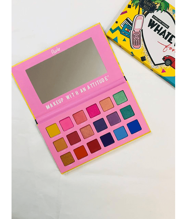 Whatever Forever - RUDE COSMETICS