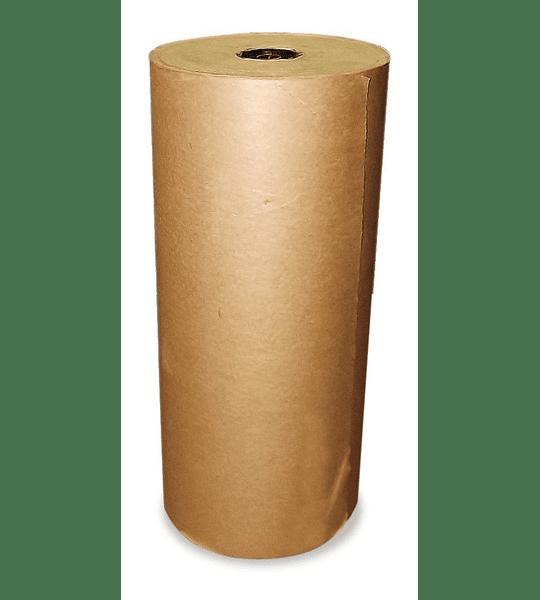 Rollo Papel Kraft Para Bolsas Tienda 60 Cms X 200 Mts 110grs
