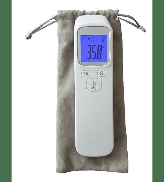 Termometro Digital Infrarrojo De Frente Sin Contacto