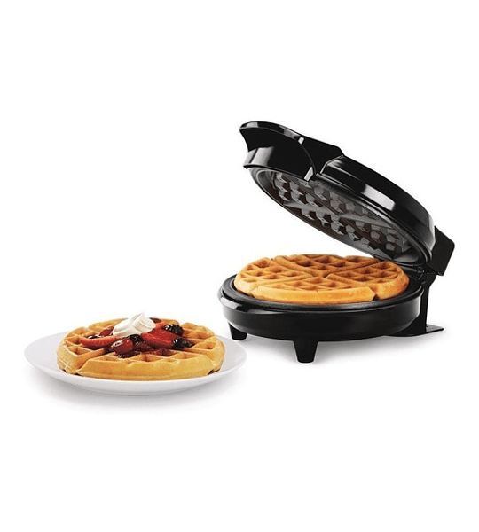 Waflera Mini Maquina Hacer Waffles , Desayuno Cocina