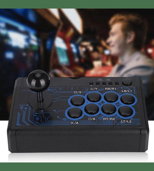 Control Arcade Fight Stick Joystick Ps4 Ps3 Xbox Playstation