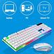 Kit Teclado Y Mouse Gamer Iluminado G21