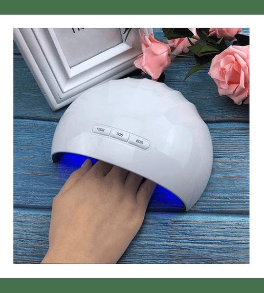 Secador Uña Uv Led Lampara Manicure Profesional