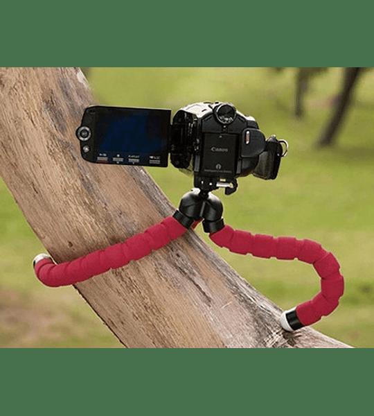 Tripode Flexible Soporte Para Celular Y Camara