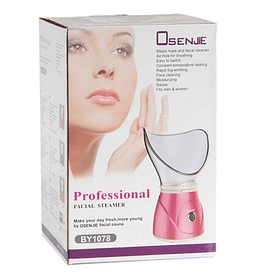 Vaporizador Facial Y Sauna Anti Acne Spa