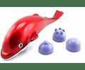 Masajeador Delfín Infrarrojo Relajación