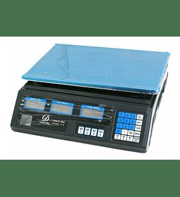 Balanza Pesa Electrónica Digital 40 Kg Negocios Almacen