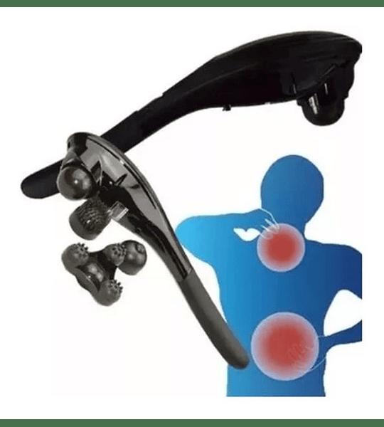 Masajeador Electrico Tonificador Reductivo Anti Estrés