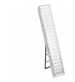 Lampara Barra Emergencia 60 Led 5 Horas De Luz Recargable