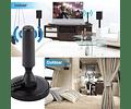 Antena Smart Tv Hd Base Magnética