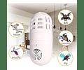 Repelente Electrónico Ratones Insectos