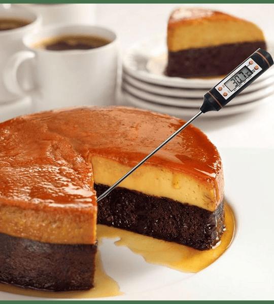 Termómetro Digital Con Sonda Para Cocina