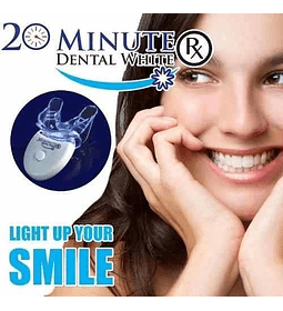 Blanqueador Dientes 20 Minutos Dental White