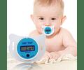Chupete Termómetro Digital Para Bebe Fiebre