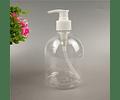 Dispensador Transparente Jabon Liquido Alcohol Gel 250 Ml
