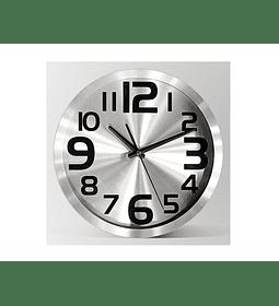 Reloj De Pared Redondo Analogo