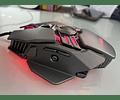 Mouse Gamer S280 7 Botones Optico Usb 3200 Dpi