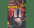 Mouse Gamer Aoas K80 Usb 1600 3200 Dpi Rgb