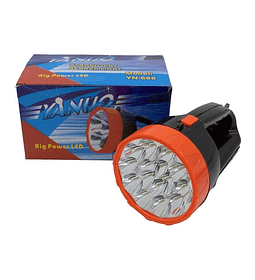 Pack 6 Linternas Big Power Led