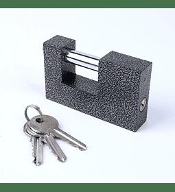 Candado Seguridad Antinapoleón 80mm