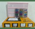 Caja De Luz Led Lightbox A4 Pizarra Con Letras Y Emojis