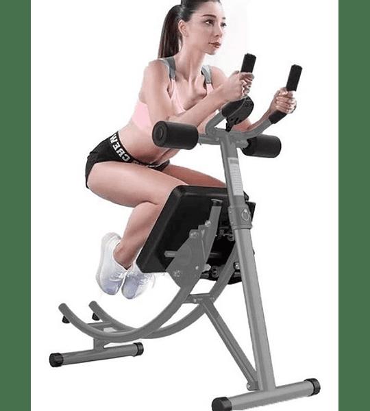 Máquina Abdominales De Ejercicios Gimnasio Deporte