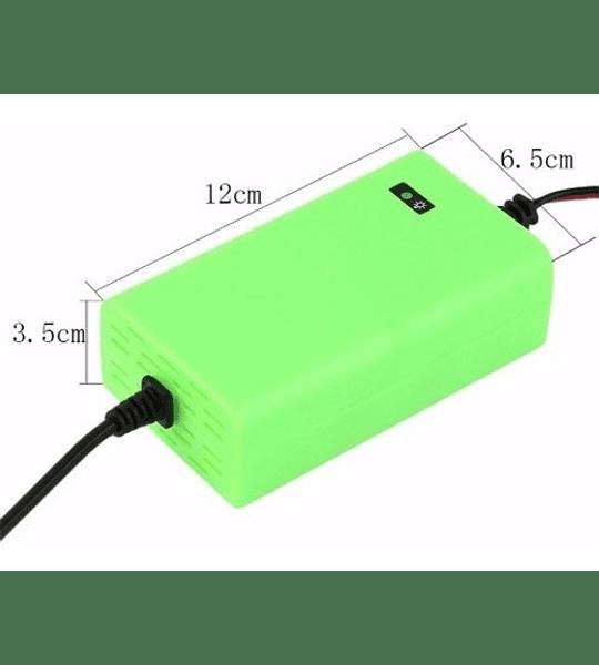 Cargador Baterias 12v Rapido 220v Motos