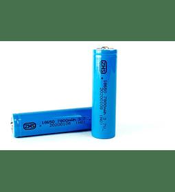 Pilas Batería 18650 Recargable Zhv 7800mah 3.7v
