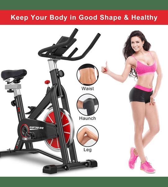 Bicicleta Spinning Fitness Cardio Performance Flywheel