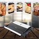 Sandwichera Electrico Grill Parrillera Panini Multifuncional