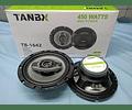 Kit 2 Parlante Auto Tanbx Tb-1642 450w 3 Vias