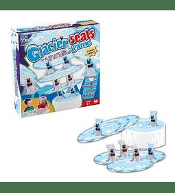 Juego Equilibrio Mesa Glaciar Seals Niños