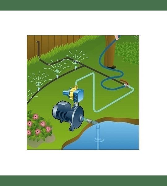 Bomba Centrifuga 0.5hp + Controlador Presion Automatico