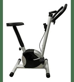 Bicicleta Spinning Ajustable Display Contador Digital Cardio