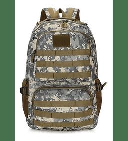 Mochila Tactica Militar 35 Litros Outdoor Trekking Camping