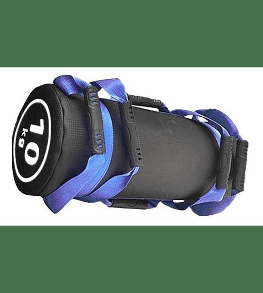 Saco De Entrenamiento Core Bag Crossfit Con Arena Peso 10kg