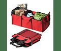 Organizador Bolso Con Cooler Maletero Viajes Para Vehículos