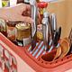 Organizador Cocina Condimentos Especias Utensilios Multiuso