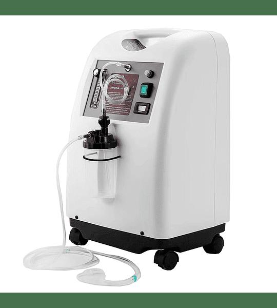 Concentrador de Oxigeno Grado Médico JuMao 5 Litros