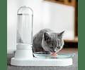 Fuente Dispensador Agua Kittyspring Bebedero Gatos Kitty