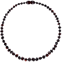 Collar de Ámbar Bebes - Cherry