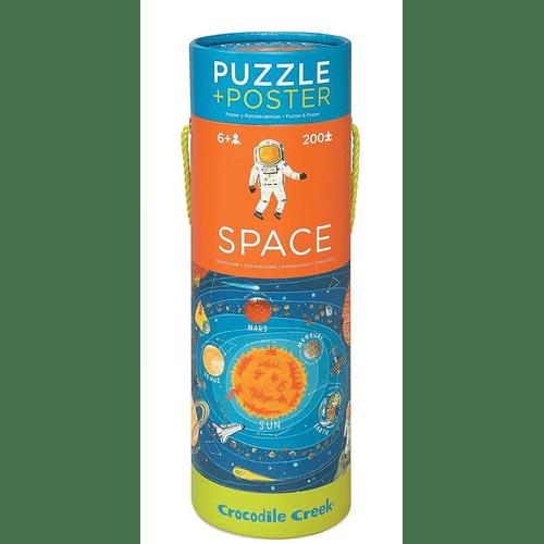 Puzzle Space, Crocodile Creek