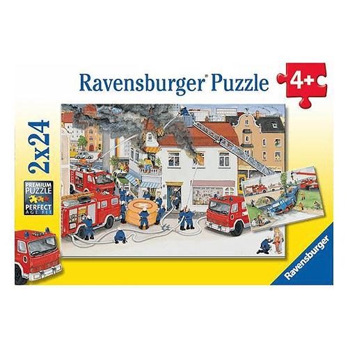 Puzzles 2x24 Piezas